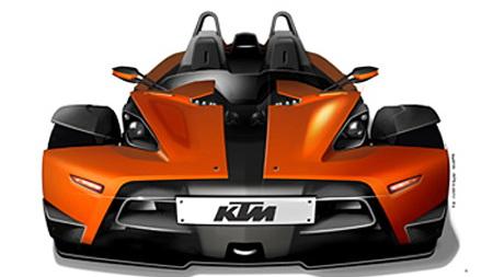 KTM reveals the X-Bow