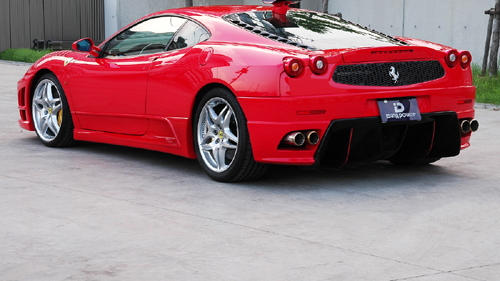 iding power ferrari f460gt conversion 005
