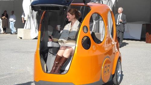 Zero Pollution Motors Plans 2011 U.S. Launch For 106mpg