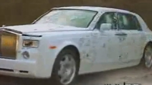 Mutec Rolls-Royce Phantom Armored