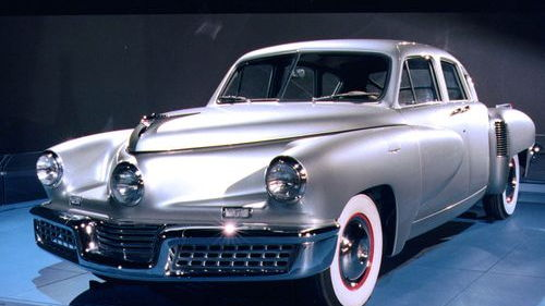 Your Vote Counts: Smithsonian Polls Public For Classic Car ...