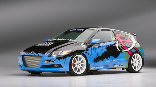2011 Bisimoto Engineering Honda CR-Z SEMA Concept