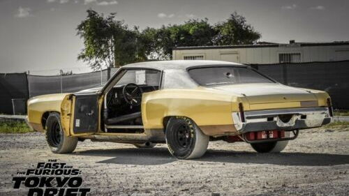 1971 Chevrolet Monte Carlo from