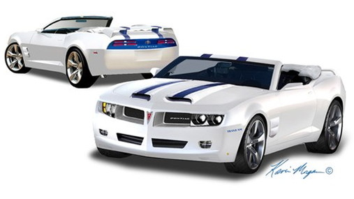 Phoenix Trans Am Camaro conversion kit