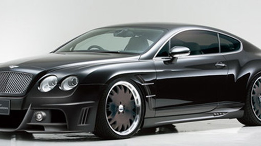 Bentley Continental GT Black Bison Edition by Wald