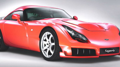 TVR rises from the ashes with new Sagaris
