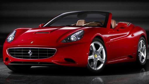 Update: High-res Ferrari California images