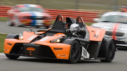 Dual win for KTM X-Bow on race debut