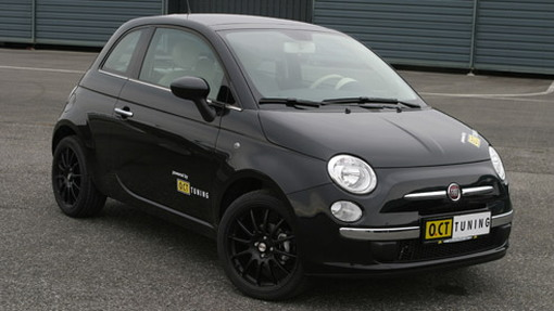 Fiat 500 powered by O.CT Tuning
