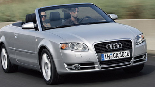 Audi A4 Cabrio Production Coming To An End