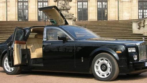 EDAG Rolls-Royce Phantom takes pride in comfort