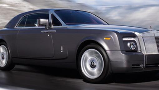 Rolls Royce unveils new Phantom Coupe