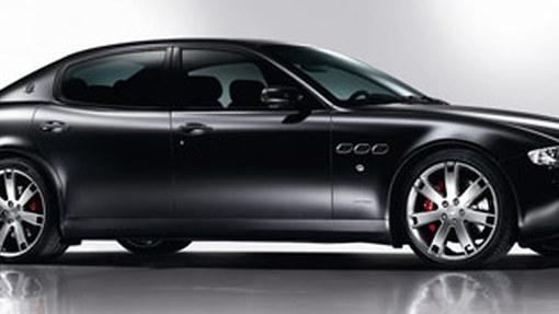 Maserati Quattroporte Sport GT 'S'