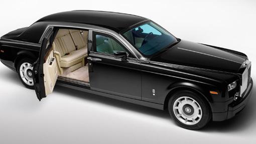 Rolls Royce announces armoured Phantom