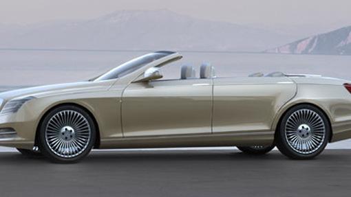 Mercedes unveils four-door convertible