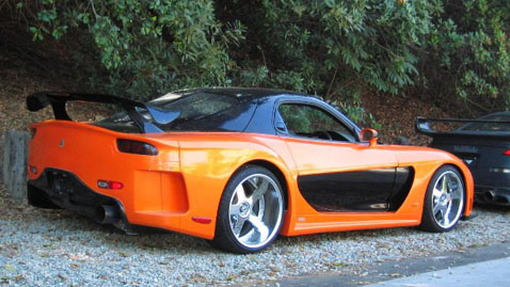Fast And The Furious: Tokyo Drift' Cars For Sale