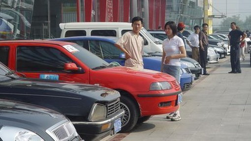 China Becomes World 8217 S 2nd Largest Car Market