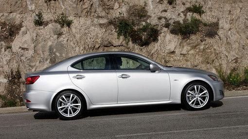 Lexus tops J.D. Power's dependability study... again