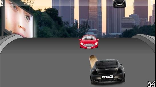 TMZ's 'Drivin' With Estella' game