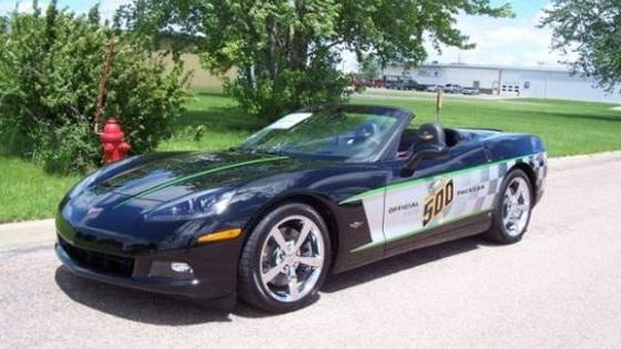 2008 Chevrolet Corvette Indianapolis Pace Car Edition