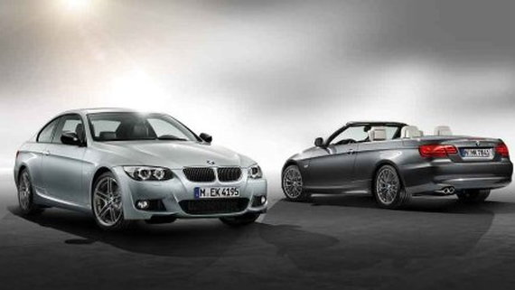 BMW 3-Series Exclusive And M Sport Editions