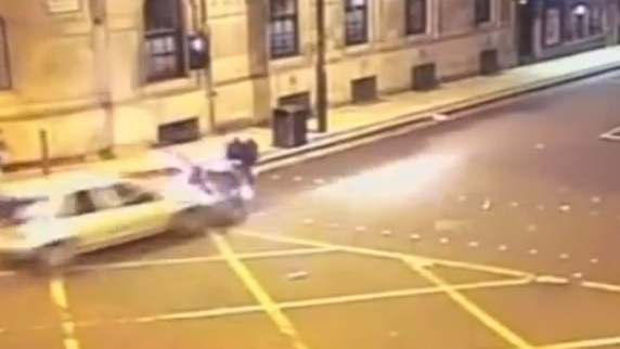 Manchester man who attempted a Grand Theft Auto-style triple murder convicted