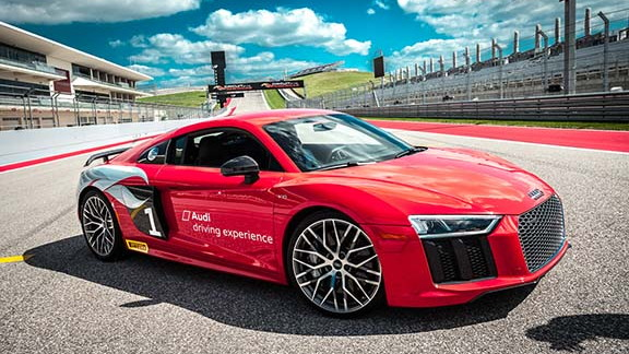 Audi Driving Experience COTA