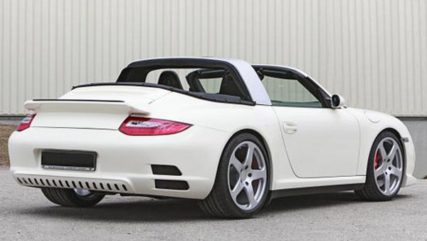 eRuf Porsche 911 prototype