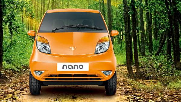 2012 Tata Nano