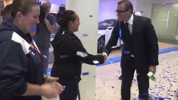 BMW April Fools Trade In Prank
