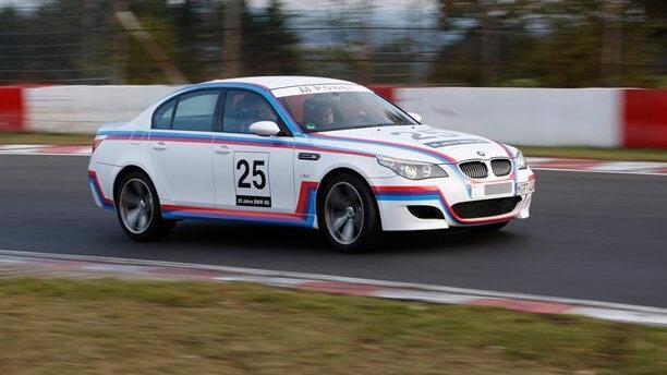 2009 BMW M5 CSL