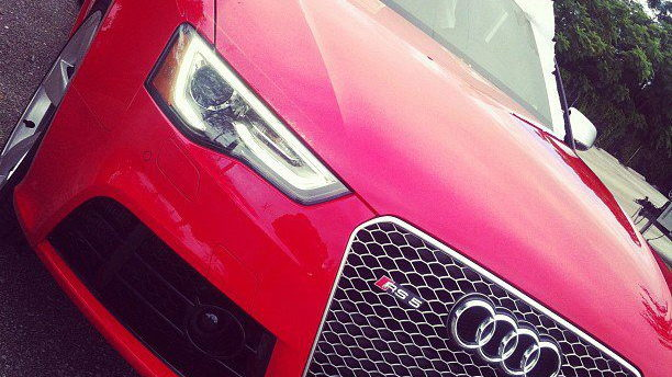 2013 Audi RS 5 arrives at dealers in San Diego, Atlanta
