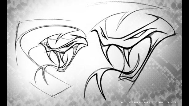 2013 SRT Viper logo. Images via DriveSRT.