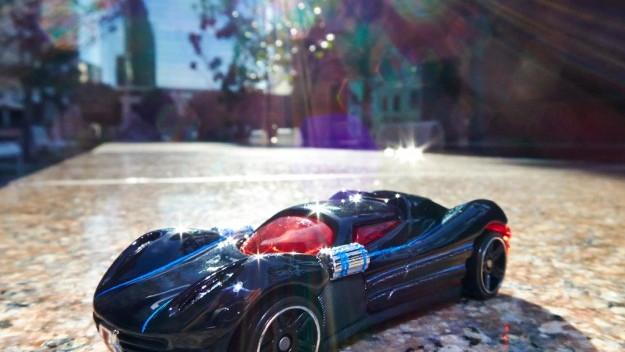 Hot Wheels: Black Widow