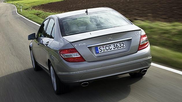 2009 Mercedes Benz C350 CGI BlueEFFICIENCY
