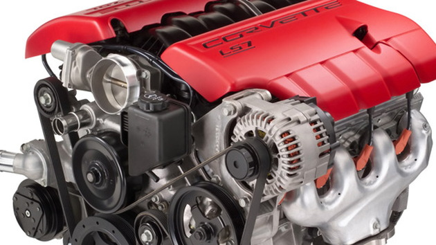 Chevrolet Corvette Z06 LS7 V8