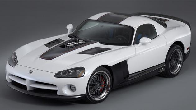 2006 Dodge Viper ASC Diamondback