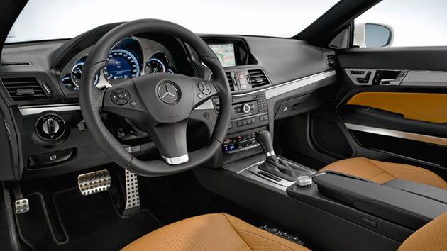 2010 Mercedes Benz E-Class Coupe