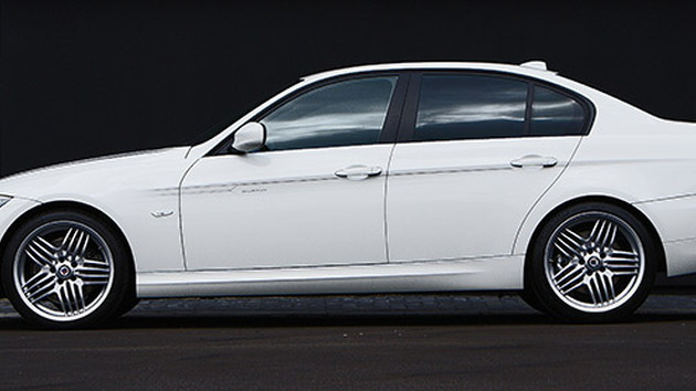 Alpina D3 biturbo: a 3-series with the heart of a 1-series
