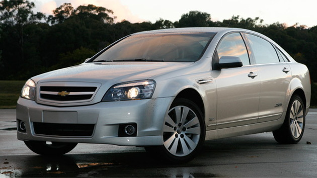 2009 Chevrolet Caprice for Middle East