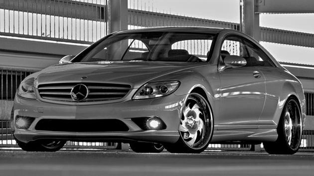 WheelsAndMore Mercedes Benz CL