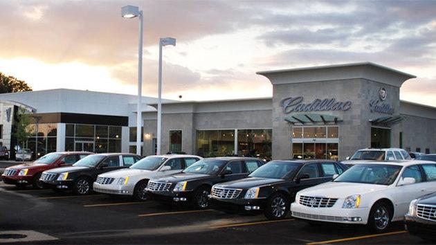 GM Cadillac dealer