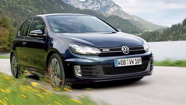 2010 Volkswagen Mark VI Golf GTI