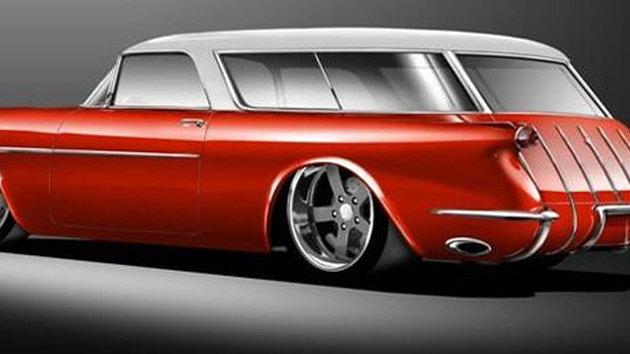 Superior 54 Sport Wagon