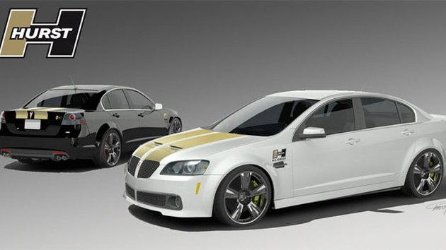 Hurst H.O Pontiac G8s