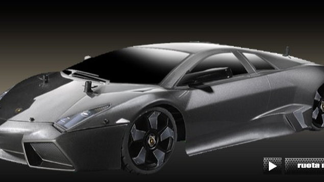 Official Lamborghini Reventon R/C car
