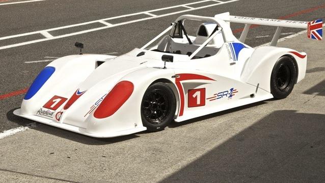 Radical Sportscars SR1 club racer