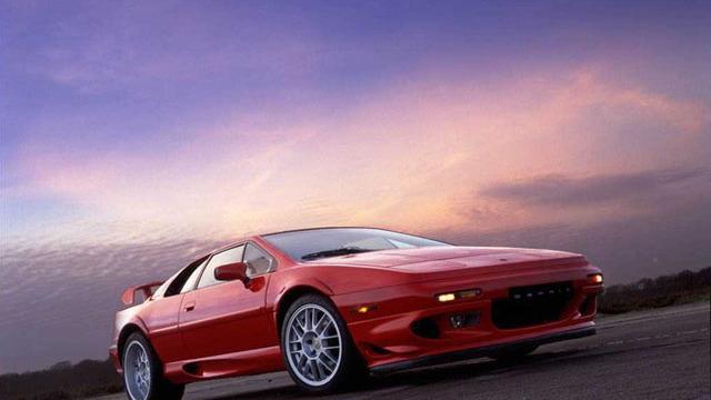 2003 Lotus Esprit V-8