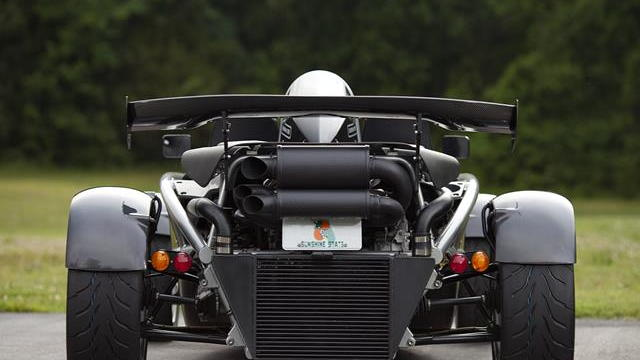 700-HP Ariel Atom by DDMWorks