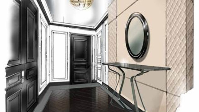 The Bentley Suite at New York's St. Regis Hotel